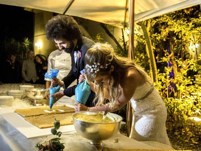 Il matrimonio di Adriano e Erica a Torre del Lago, Lucca 52