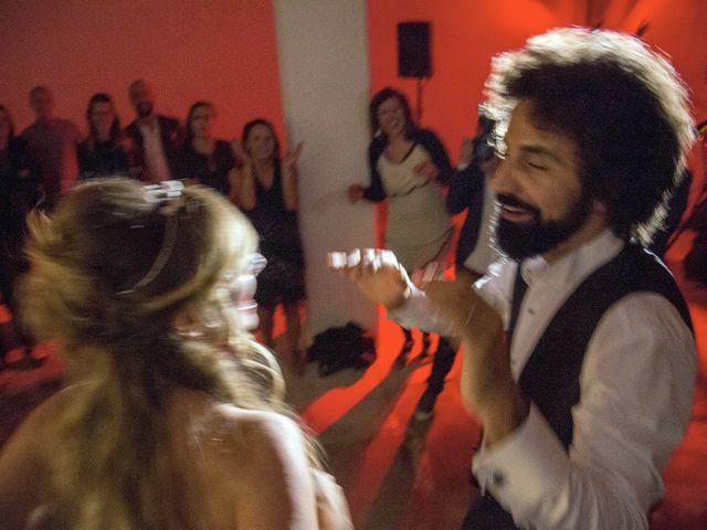 Il matrimonio di Adriano e Erica a Torre del Lago, Lucca 57