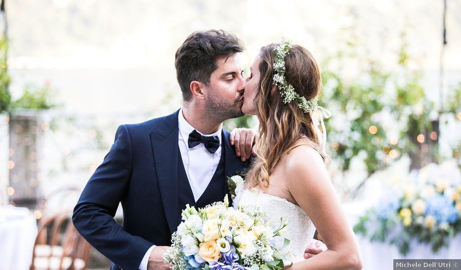 Il matrimonio di Alain e Caterina a Cernobbio, Como
