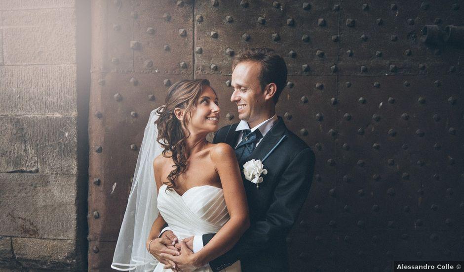Il matrimonio di Federico e Laura a Lucca, Lucca