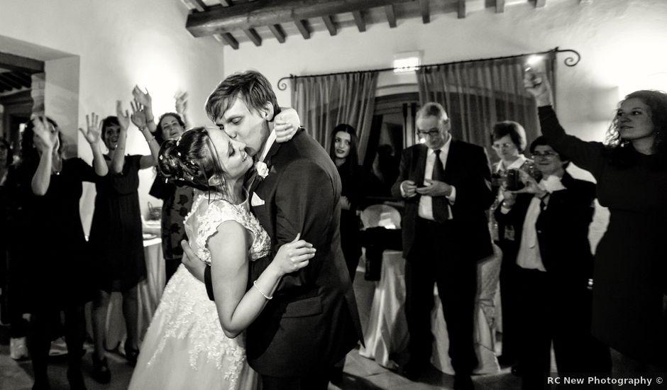 Il matrimonio di Daniele e Lucia a Pieve Torina, Macerata