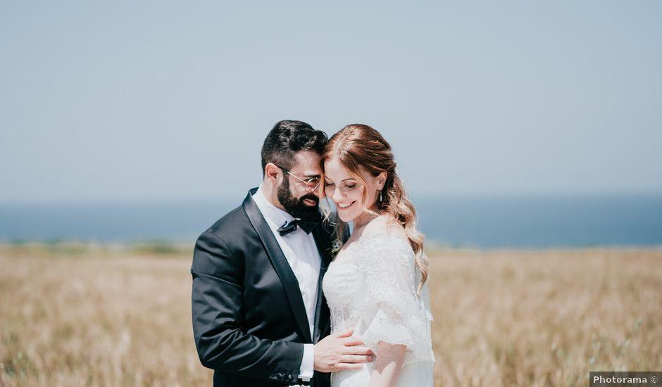 Il matrimonio di Marco e Marilena a Vasto, Chieti