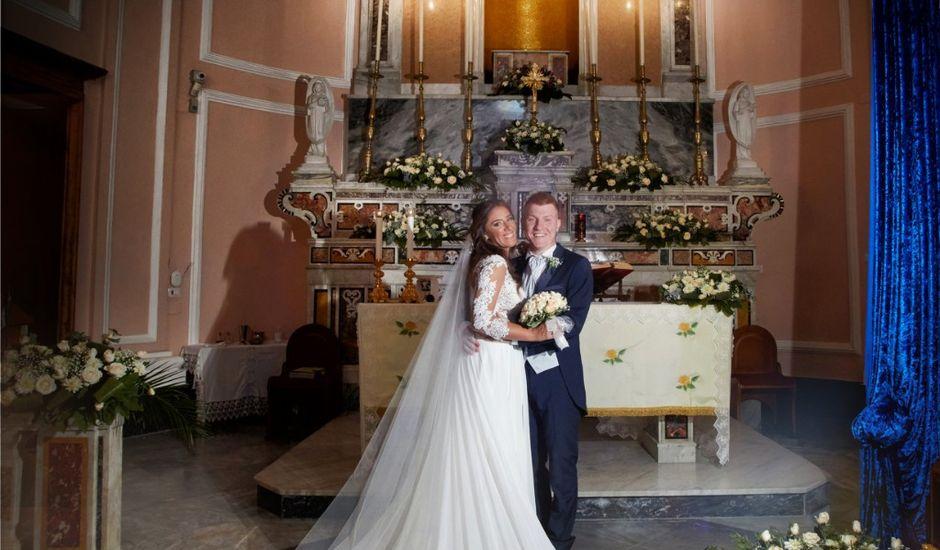 Il matrimonio di Marcello  e Claudia  a Monte di Procida, Napoli