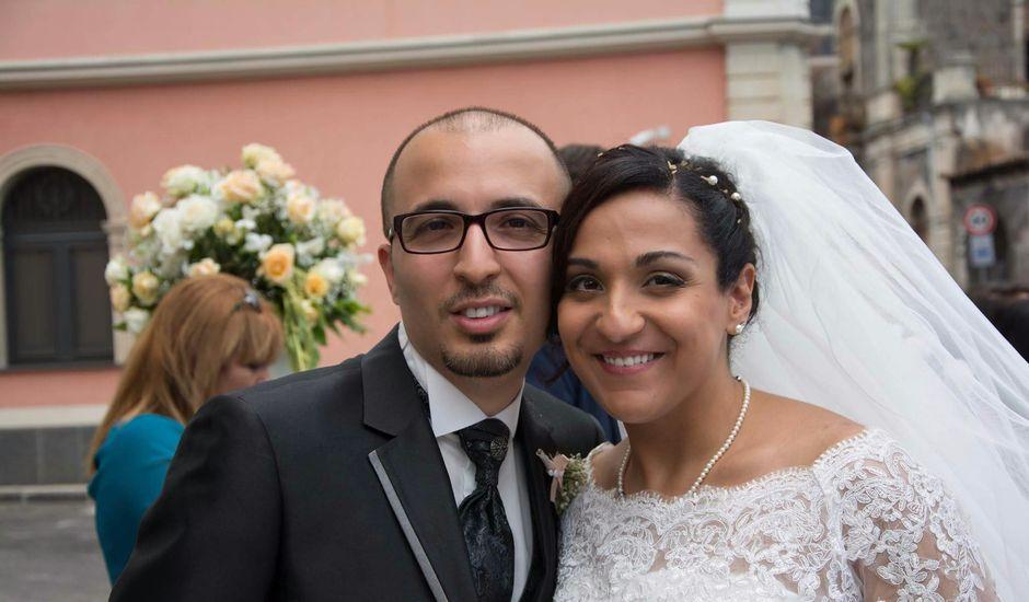 Il matrimonio di Salvatore Carmelo  e Vera a Giarre, Catania