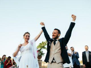 Le nozze di Carlotta e Domenico
