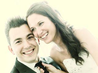 Le nozze di Luisa e Angelo