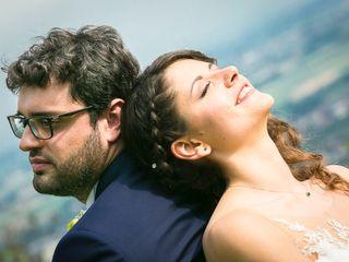 Le nozze di Agnese e Alberto