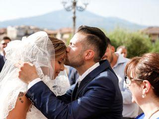 Le nozze di Tiziana e Renato