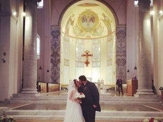 Le nozze di Sabina e Ennio