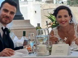 Le nozze di Tiziana e Enrico