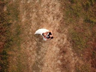 Le nozze di Virginia e Diego