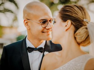 Le nozze di Agata e Mino