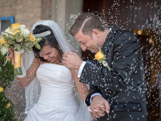 le nozze di Elissane e Marco
