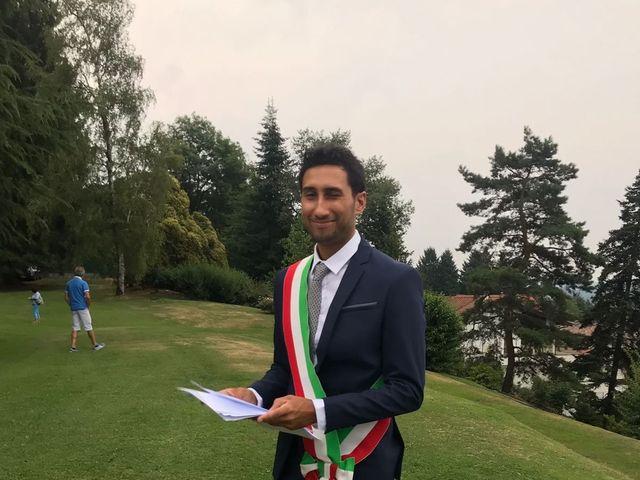 Il matrimonio di Giuseppe e jessica a Besozzo, Varese 10