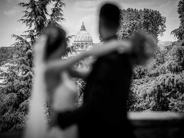 Il matrimonio di Fabio e Elisa a Roma, Roma 4