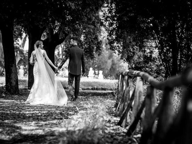 Il matrimonio di Fabio e Elisa a Roma, Roma 6