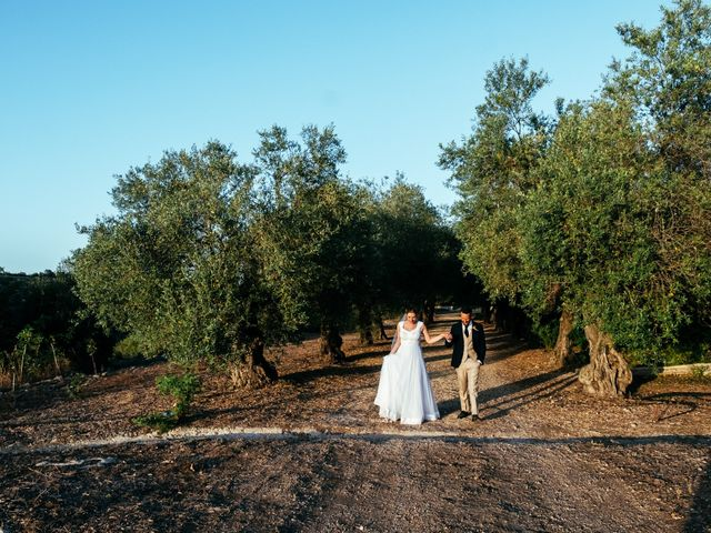 Il matrimonio di Domenico e Carlotta a Siracusa, Siracusa 36