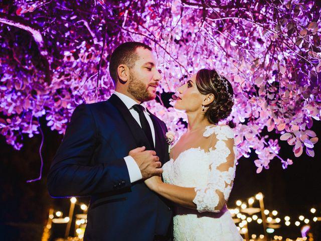 Le nozze di Tatiana e Gianluca