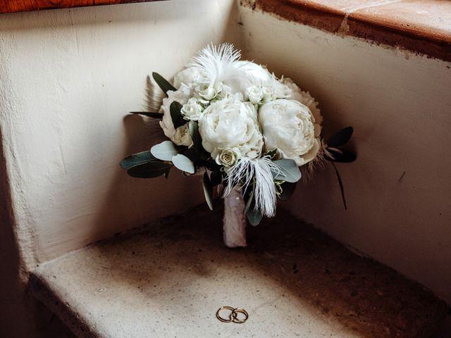 Il matrimonio di Stefano e Marzia a Greccio, Rieti 6