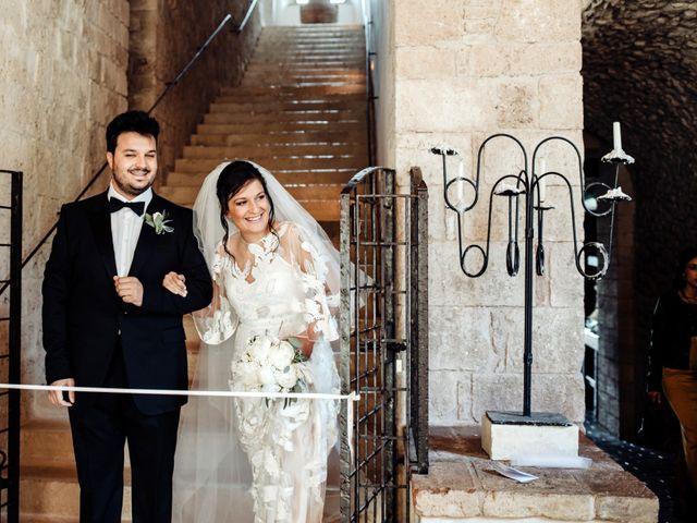 Il matrimonio di Stefano e Marzia a Greccio, Rieti 20
