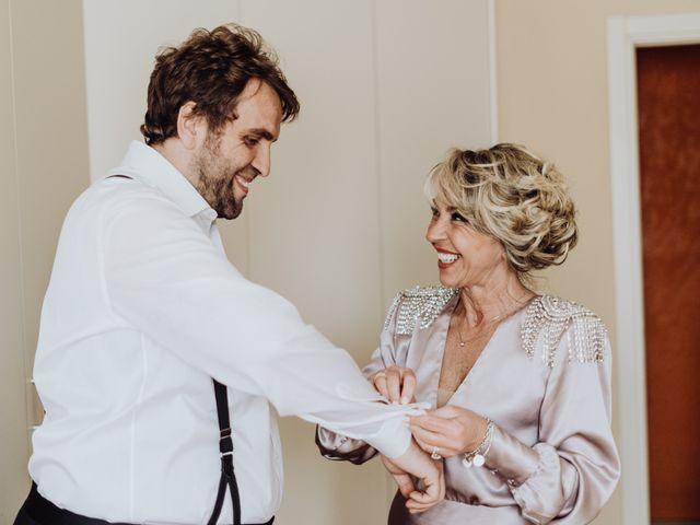 Il matrimonio di Stefano e Marzia a Greccio, Rieti 26