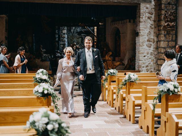 Il matrimonio di Stefano e Marzia a Greccio, Rieti 31