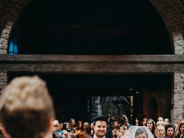 Il matrimonio di Stefano e Marzia a Greccio, Rieti 32