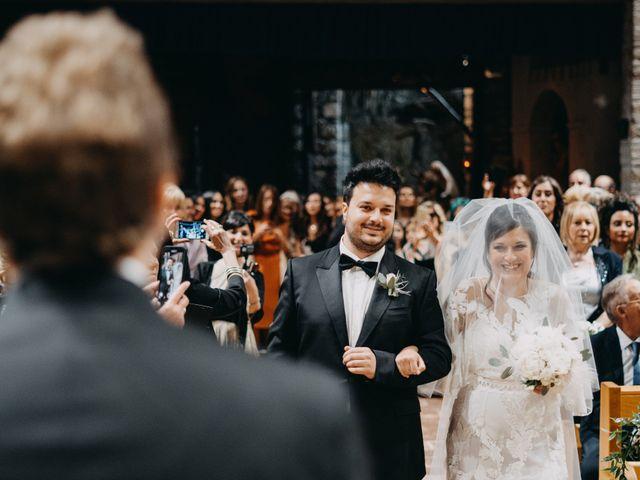 Il matrimonio di Stefano e Marzia a Greccio, Rieti 33