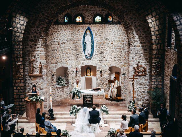 Il matrimonio di Stefano e Marzia a Greccio, Rieti 34