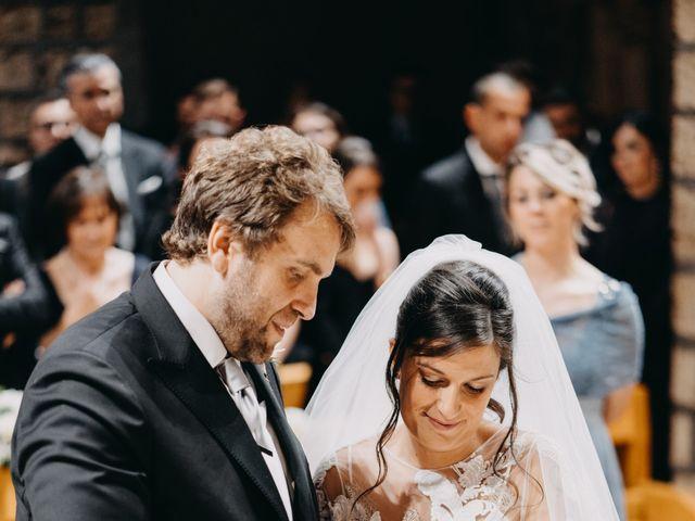 Il matrimonio di Stefano e Marzia a Greccio, Rieti 36