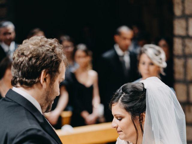 Il matrimonio di Stefano e Marzia a Greccio, Rieti 37