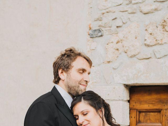 Il matrimonio di Stefano e Marzia a Greccio, Rieti 41