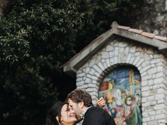 Il matrimonio di Stefano e Marzia a Greccio, Rieti 43