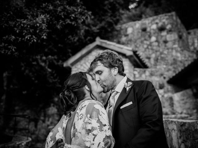 Il matrimonio di Stefano e Marzia a Greccio, Rieti 45