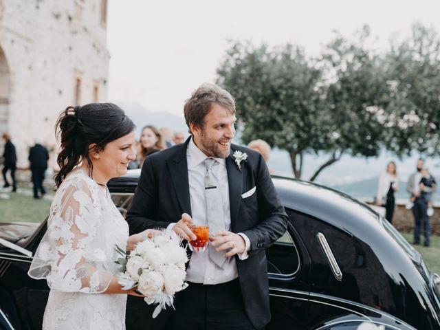 Il matrimonio di Stefano e Marzia a Greccio, Rieti 47