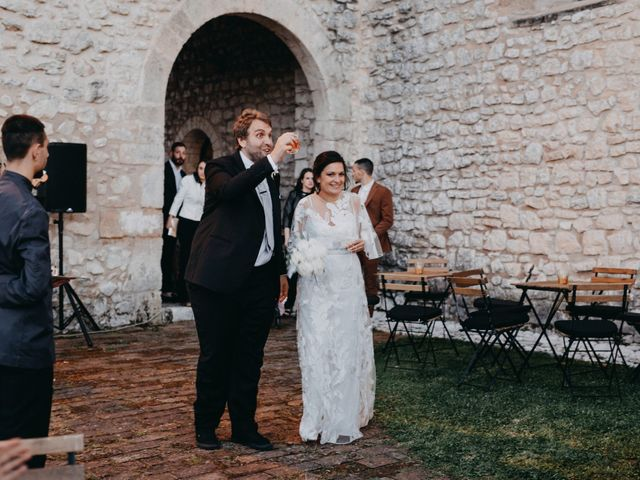 Il matrimonio di Stefano e Marzia a Greccio, Rieti 49