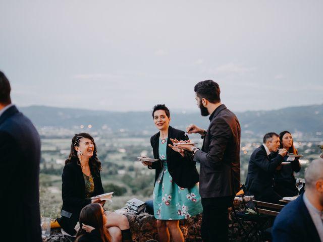 Il matrimonio di Stefano e Marzia a Greccio, Rieti 54