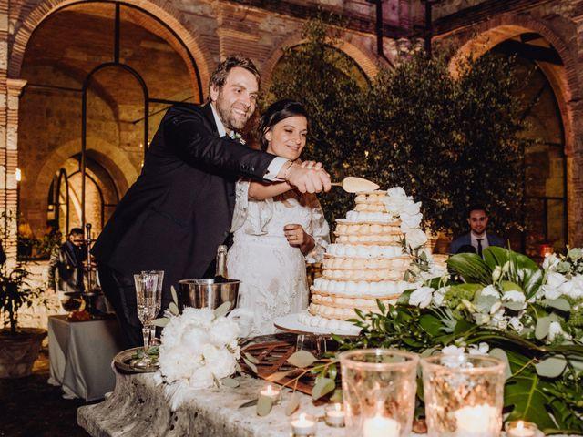 Il matrimonio di Stefano e Marzia a Greccio, Rieti 64