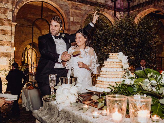 Il matrimonio di Stefano e Marzia a Greccio, Rieti 65