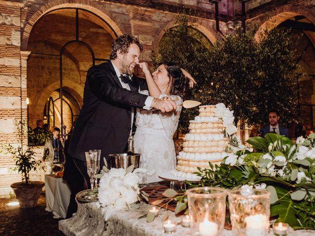 Il matrimonio di Stefano e Marzia a Greccio, Rieti 66