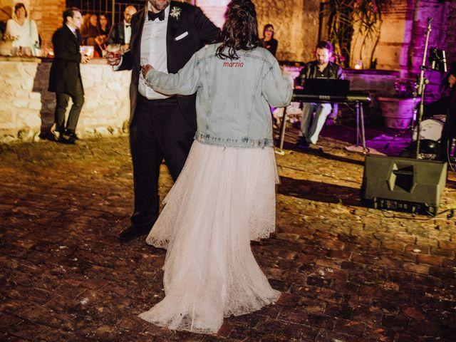 Il matrimonio di Stefano e Marzia a Greccio, Rieti 68