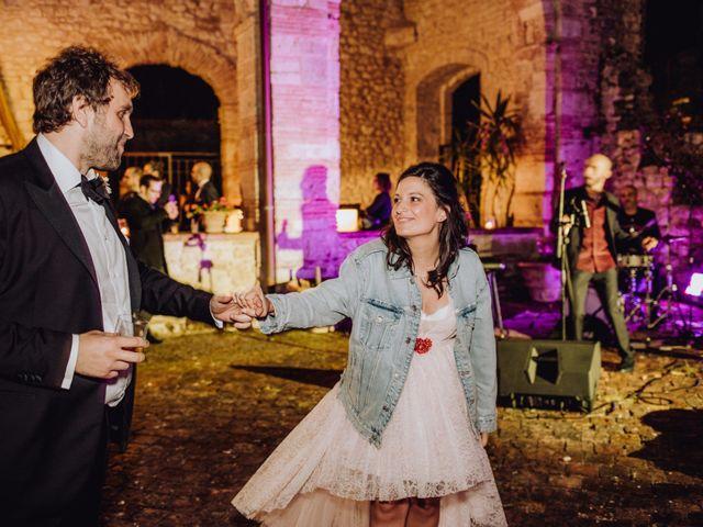 Il matrimonio di Stefano e Marzia a Greccio, Rieti 69