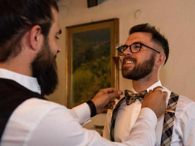 Il matrimonio di Riccardo e Francesca a Strigno, Trento 20