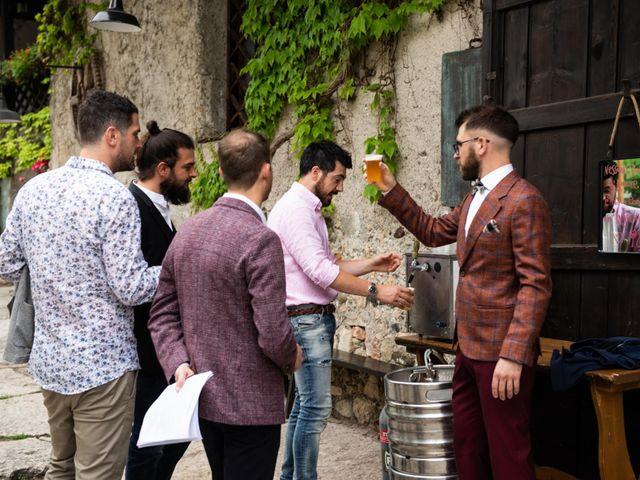 Il matrimonio di Riccardo e Francesca a Strigno, Trento 22