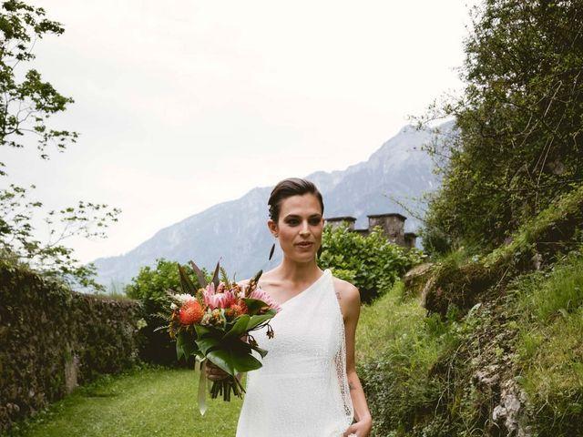 Il matrimonio di Riccardo e Francesca a Strigno, Trento 29