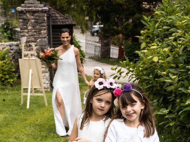 Il matrimonio di Riccardo e Francesca a Strigno, Trento 32