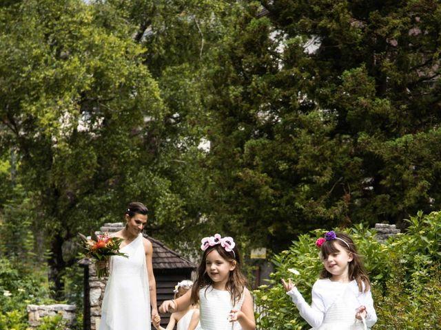 Il matrimonio di Riccardo e Francesca a Strigno, Trento 33