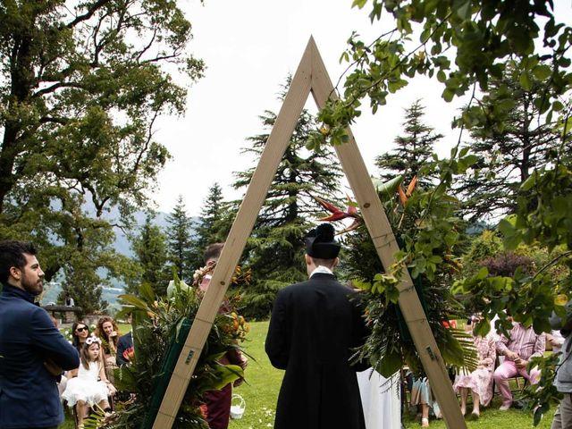 Il matrimonio di Riccardo e Francesca a Strigno, Trento 40