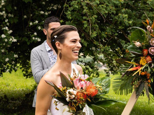 Il matrimonio di Riccardo e Francesca a Strigno, Trento 44