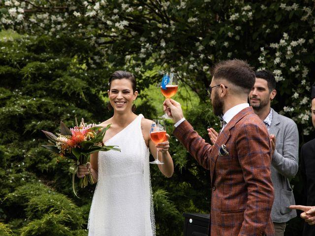 Il matrimonio di Riccardo e Francesca a Strigno, Trento 48